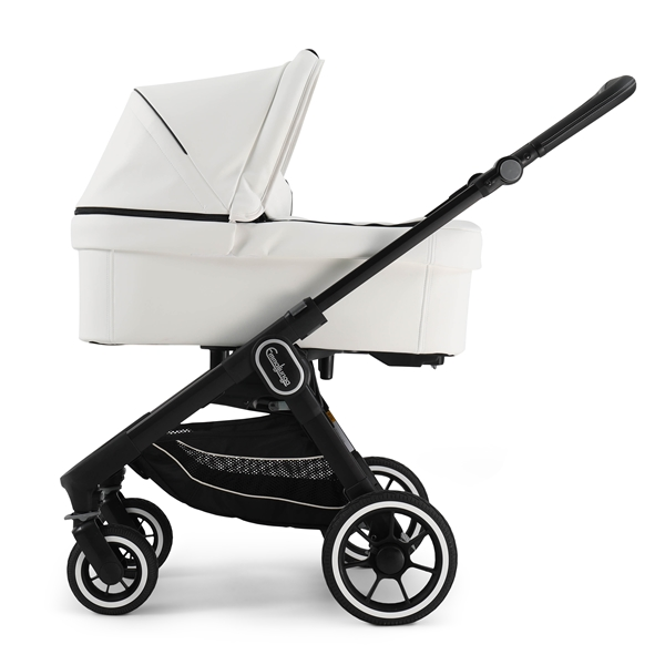 NXT60 3230009 NXT Carrycot Leatherette White