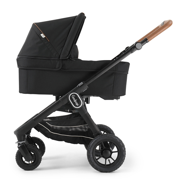NXT60 F 3130006 NXT Carrycot Outdoor Black Eco