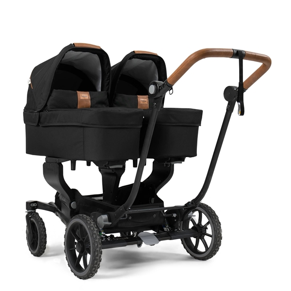 NXT Twin 2530105 NXT Carrycot Outdoor Black