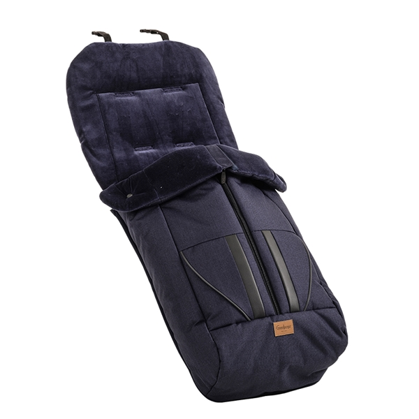Allround Footmuff 41908UK Lounge Navy