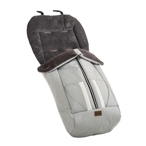Footmuff de Luxe 40906 Lounge Pure