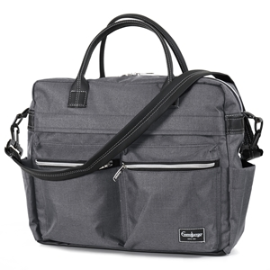 Skötväska Travel 45102 Lounge Grey