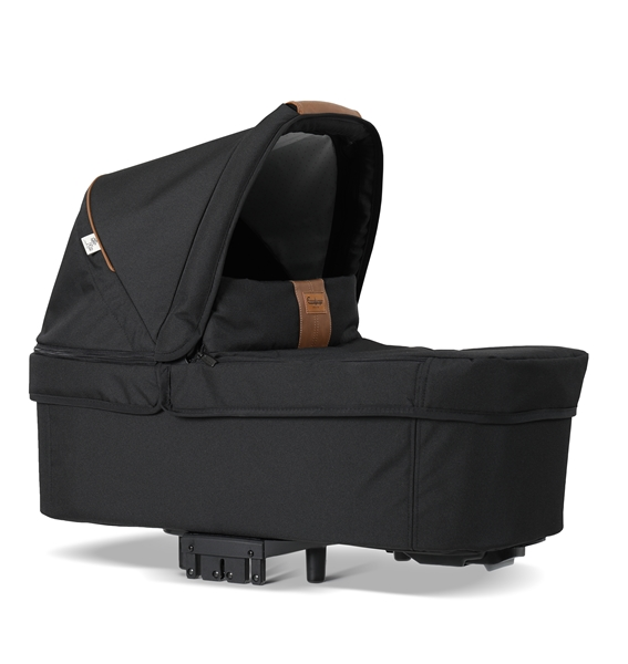 NXT60 F 3130006 NXT Carrycot Outdoor Black Eco 2