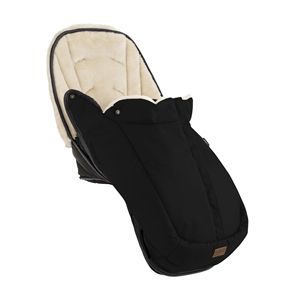 NXT Ergo Winter Seat Liner 57105 Outdoor Black