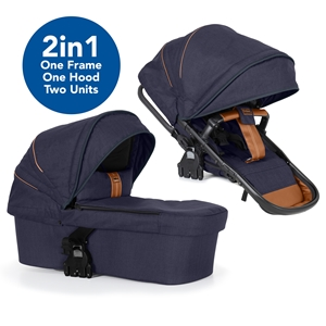 NXT Seat Unit 2in1 37104 NXT 2in1 Liggdel/Sittdel Outdoor Navy