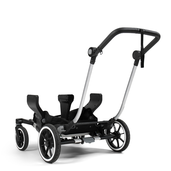 Runko 17060 Chassis NXT Twin Silver