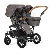 Double Viking 735 (Seat / Carrycot) 29914y Outdoor Timber