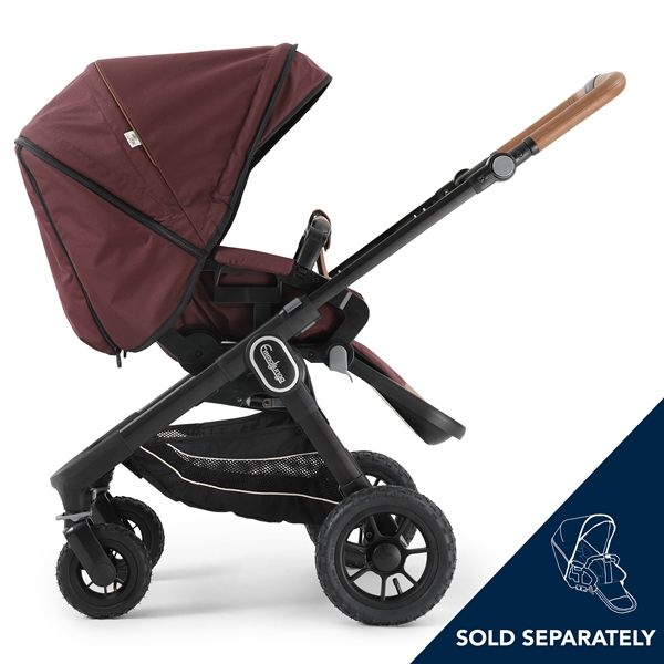 NXT60 F 3130007 NXT Carrycot Outdoor Savannah Eco 4