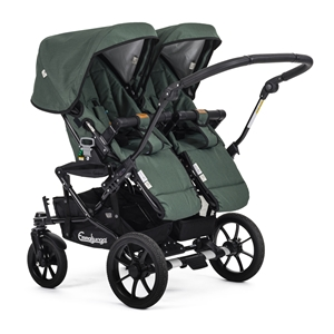 Double Viking 735 (2 Sportsvognsdelar) 29903x Eco Green