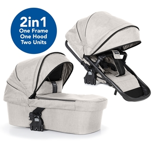 NXT Seat Unit 2in1 37101 NXT 2in1 Carrycot/Seat Unit Lounge Beige