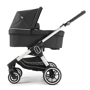 NXT60 F 3130004UK NXT Carrycot Lounge Black Eco