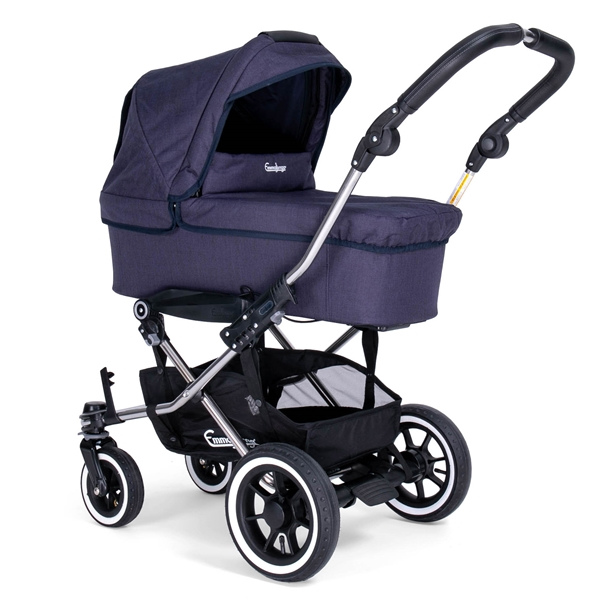 Viking/Double Viking Carrycot Unit 34908UK Lounge navy 2