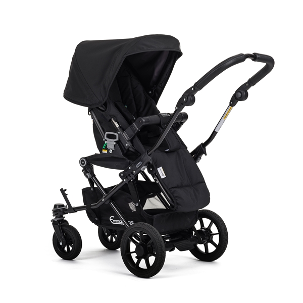 Viking/Double Viking Sittdel 29917 Competition Black