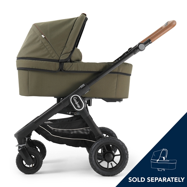 NXT60 F 3136008 NXT Seat Unit FLAT Outdoor Olive Eco 4