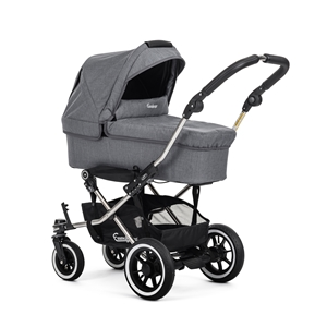 Viking/Double Viking Carrycot Unit 34909UK Lounge Grey