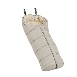 Footmuff 56901UK Polar  Eco Beige