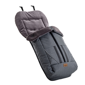 Allround Footmuff 41909 Lounge Grey