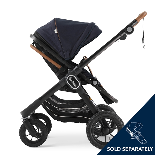 NXT90 2330005 NXT Carrycot Outdoor Navy Eco 4