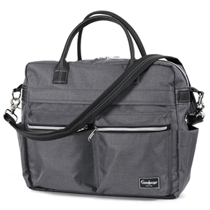 Skötväska Travel 45003 Lounge Grey Eco
