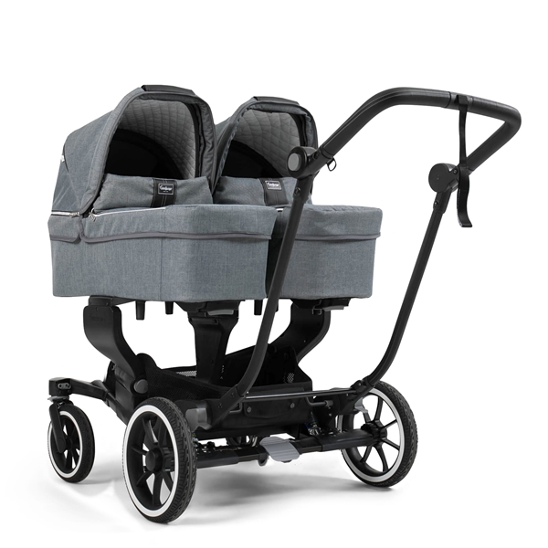 NXT Twin 2530102 NXT Carrycot Lounge Grey