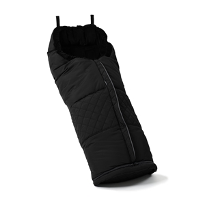 Footmuff 56103 Lounge Black