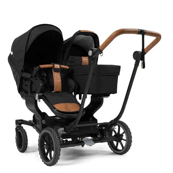 NXT Twin 2530105 NXT Carrycot Outdoor Black 3