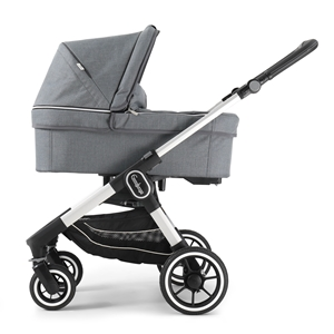NXT60 F 3130003 NXT Carrycot Lounge Grey Eco