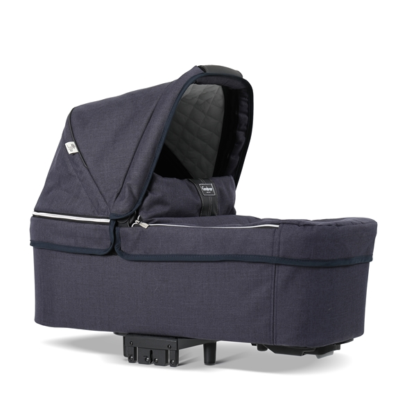 NXT Twin 30002-30002 NXT Carrycot Lounge Navy Eco 2