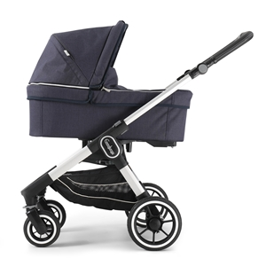 NXT60 3230002 NXT Carrycot Lounge Navy Eco