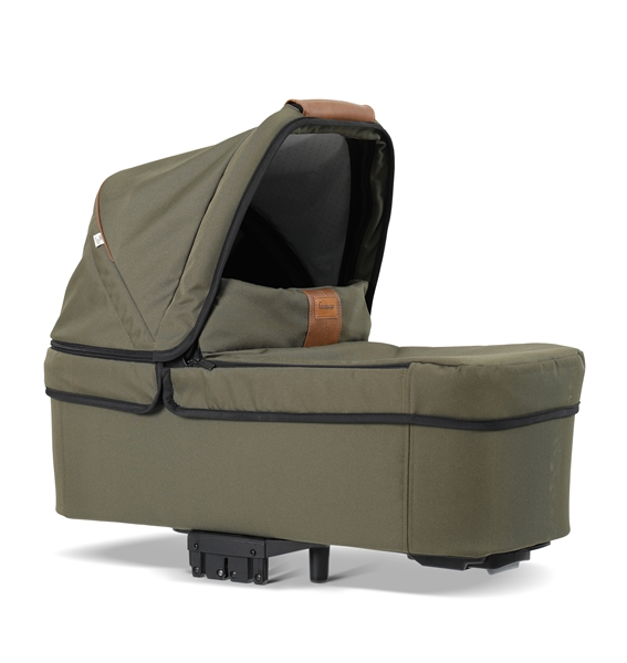 NXT90 2330008 NXT Carrycot Outdoor Olive Eco 3