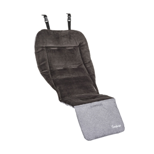 Soft Seat Pad  62913 Outdoor Grey