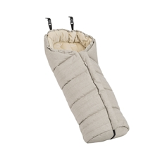 Polar Footmuff 56901UK Eco Beige