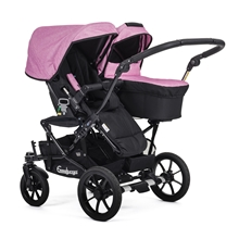 Double Viking 735 (Seat / Carrycot) 29919y Competition Pink