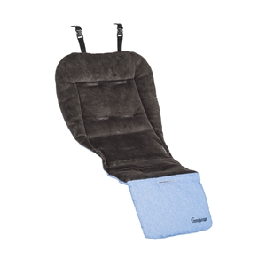 Funda de asiento Suave  62918 Competition Blue