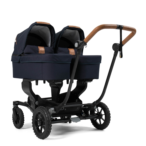 NXT Twin 30005-30005 NXT Carrycot Outdoor Navy Eco