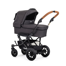 Viking/Double Viking Carrycot Unit 34910UK Lounge Black