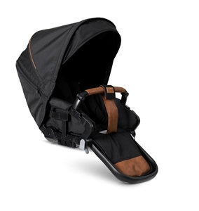 NXT Sæde FLAT 36105 Outdoor Black