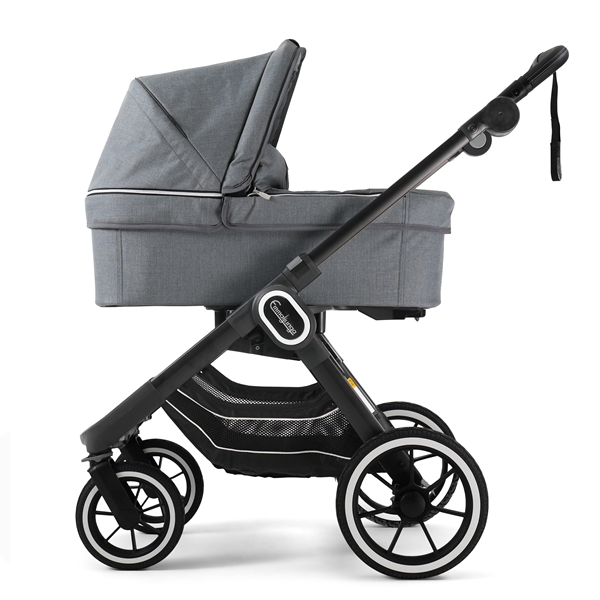 NXT90 F 2230102 NXT Carrycot Lounge Grey