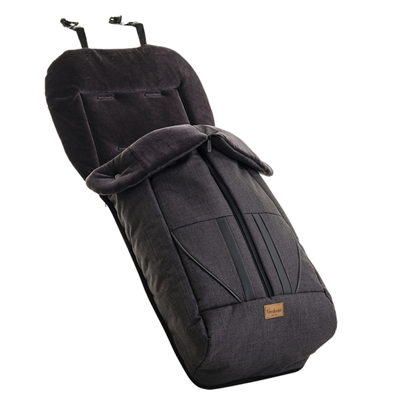 Allround Footmuff 41910UK Lounge Black
