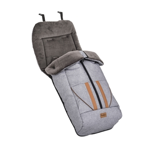Allround Footmuff 41913 Outdoor Grey