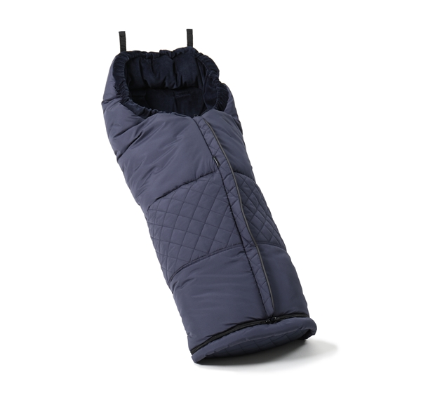 Footmuff 56002 Lounge Navy Eco