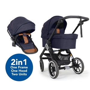 NXT90 1037104 NXT 2in1 Outdoor Navy