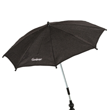 Sombrilla  52910 Lounge Black