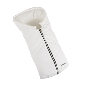 Baby Kjørepose BAG 43925 White
