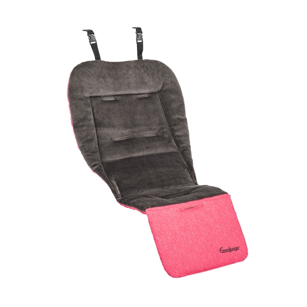 Soft Seat Pad  62920 Competition Red