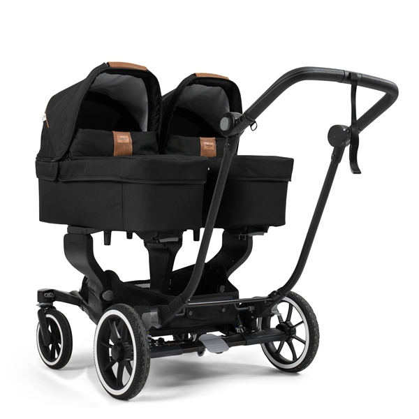 NXT Twin 30105-30105 NXT Carrycot Outdoor Black 2