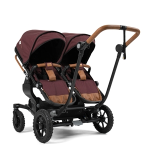 NXT Twin 33007-33007 NXT Sete ERGO (Black Ramme) Outdoor Savannah Eco