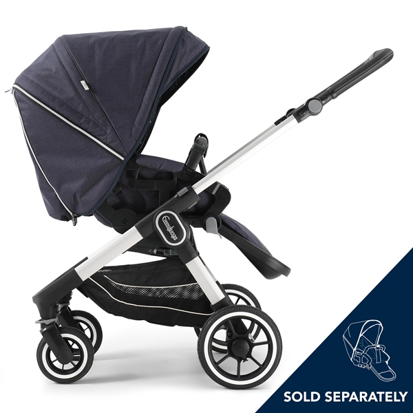 NXT60 F 3130002 NXT Carrycot Lounge Navy Eco 4