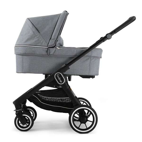 NXT60 F 3130102 NXT Carrycot Lounge Grey