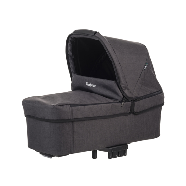 NXT Carrycot (90/60/F) 30910UK Lounge Black 2